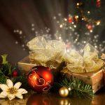 kerststukje kerstballen